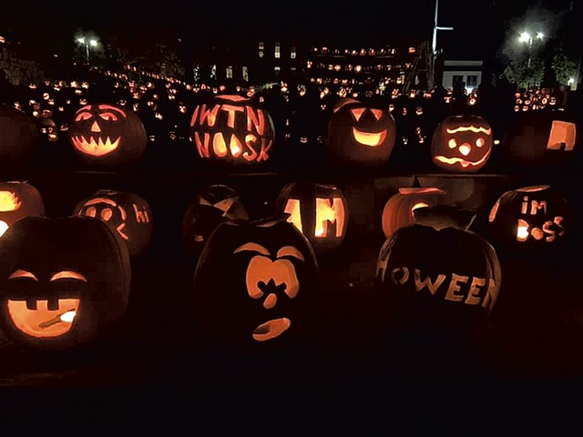 Festival of Pumpkins - COURTESY OF MEREDITH BAY-TYACK