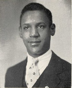 Yearbook photo of Robert Cole, Northfield High School class of 1938 - COURTESY OF NORTHFIELD HISTORICAL SOCIETY