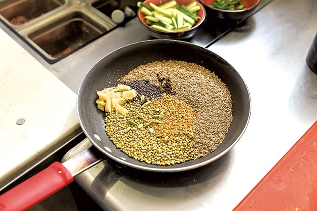 Spices - OLIVER PARINI