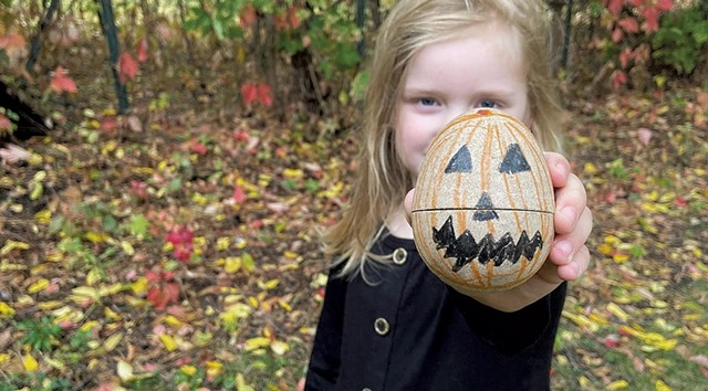 Celebrate Halloween with a spooky scavenger hunt - MEREDITH BAY-TYACK