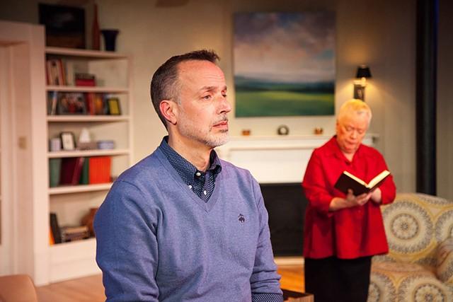 John Jensen and Peggy Lewis - COURTESY OF LINDSAY RAYMONDJACK PHOTOGRAPHY