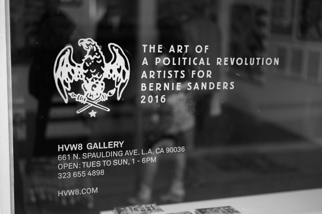 HVW8 Gallery, Los Angeles - COURTESY OF MIKE SELSK