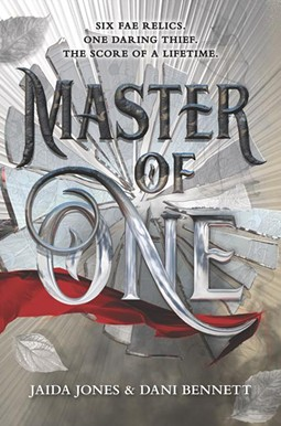 'Master of One' by Jaida Jones & Dani Bennett - COURTESY OF HARPERTEEN