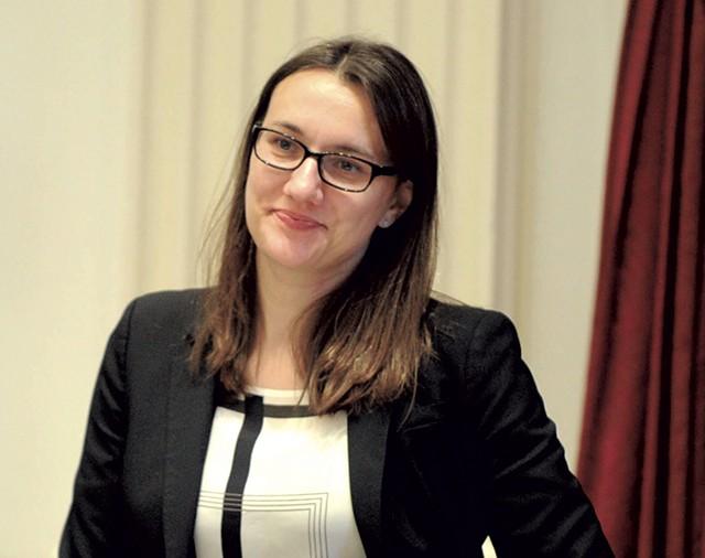 Rep. Jill Krowinski - FILE: JEB WALLACE-BRODEUR
