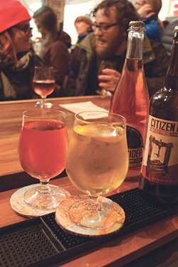 Citizen Cider - MATTHEW THORSEN