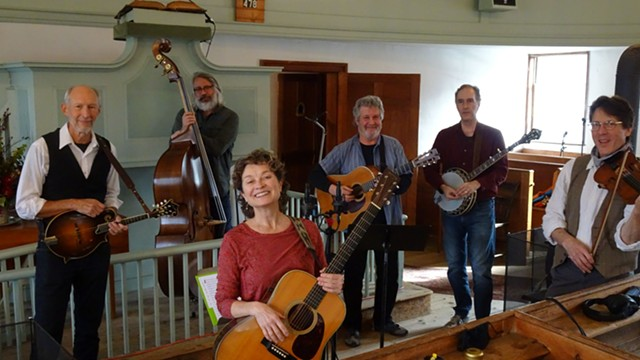 Patti Casey and the Wicked Fine Players - COURTESY IMAGE