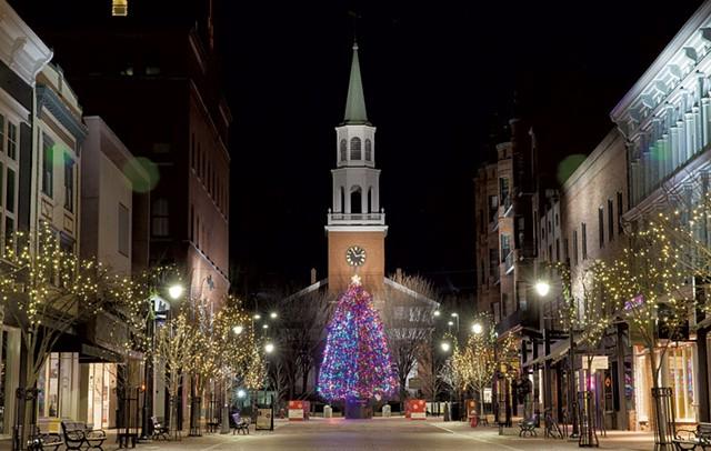 Burlington's Church Street Marketplace - COURTESY OF THE CHURCH STREET MARKETPLACE