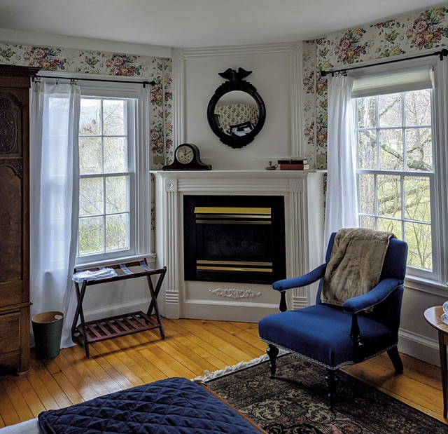 The Norman Rockwell Room - COURTESY OF ROCKWELL'S RETREAT