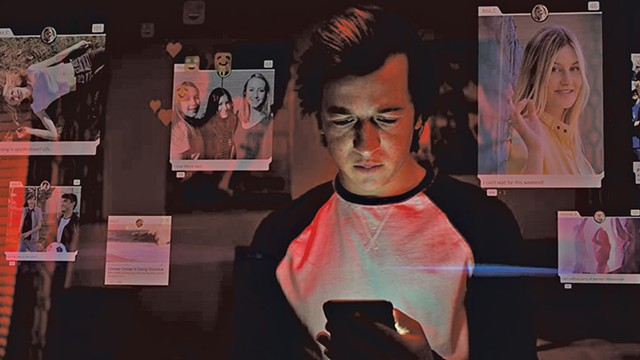 ANTISOCIAL Orlowski's documentary explores how connecting online can end up tearing people apart. - COURTESY OF NETFLIX