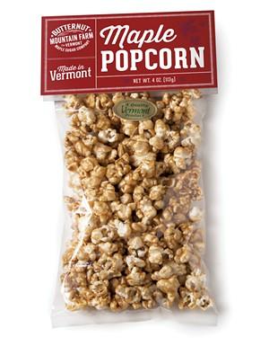 Maple popcorn - COURTESY OF BUTTERNUT MOUNTAIN FARM