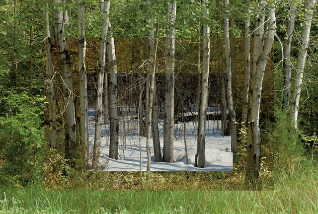 """Dead Creek"" - COURTESY OF JOHN HUDDLESTON"