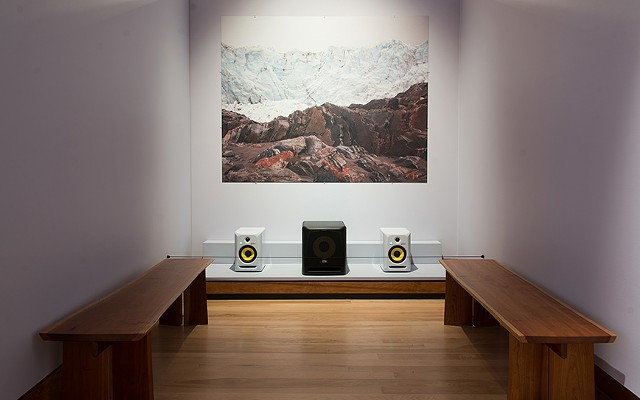 "Sound Installation for ""MELT"""