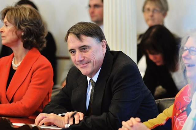 Former state senator Peter Galbraith - JEB WALLACE-BRODEUR