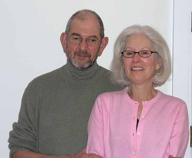Michael Smolin and Lorna-Kay Peal - COURTESY