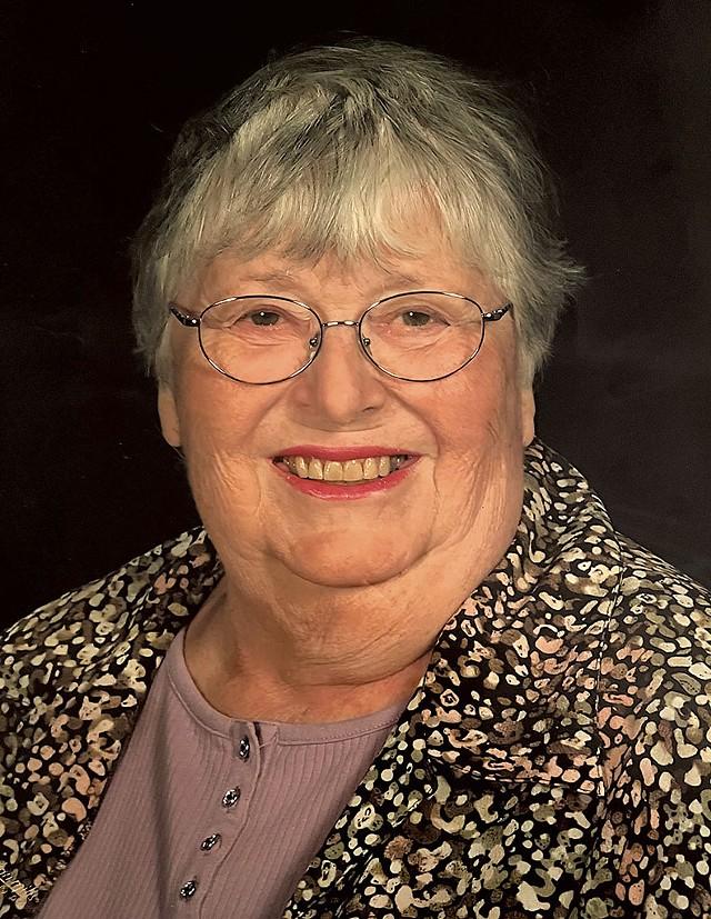 Joan Bruns - COURTESY OF JEAN BAKER