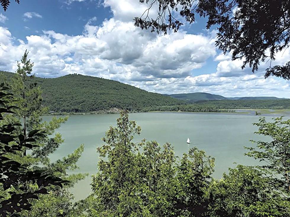 Mount Independence - FILE PHOTOS: SALLY POLLAK