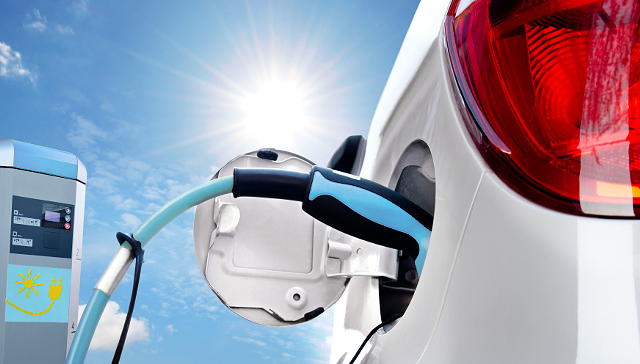 Accelerating the adoption of electric vehicles is one goal of the Transportation Climate Initiative. - TRANSPORTATION CLIMATE INITIATIVE