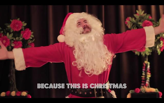 'This Is Christmas' screenshot - BOB WAGNER