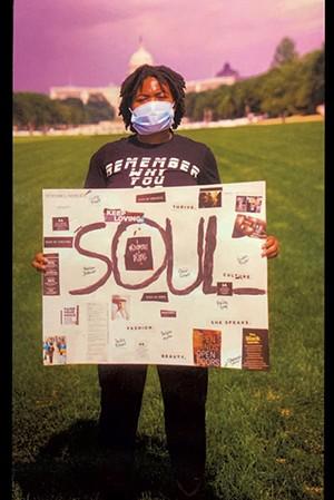 Soul by Devyn Thompson, Lulu Publishing, 110 pages. $16. - COURTESY
