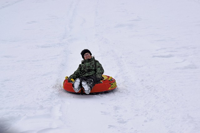 Tubing - COURTESY OF UMIAK OUTDOOR OUTFITTERS