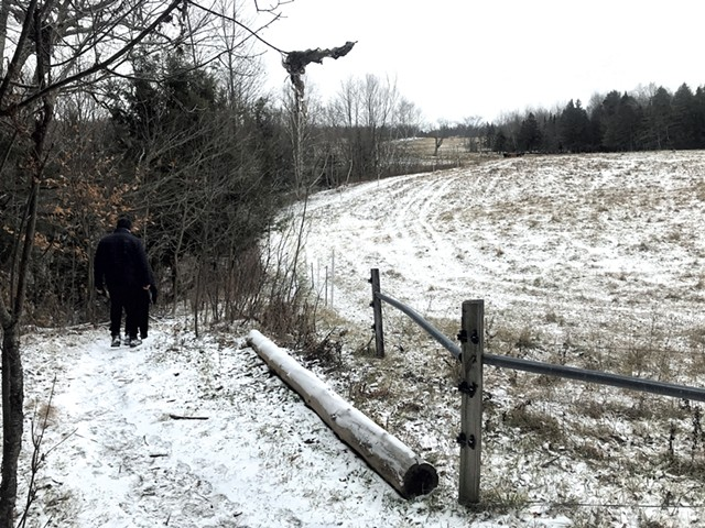 The Sparrow Farm Trail - CHELSEA EDGAR ©️ SEVEN DAYS