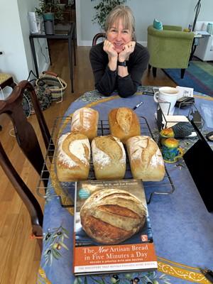 """Bread Fairy"" Mary Jane Dieter - COURTESY OF MARY JANE DIETER"