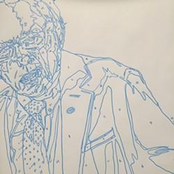 """""""Bernie Paint by Numbers"""" by Jean Waltz - SADIE WILLIAMS"""