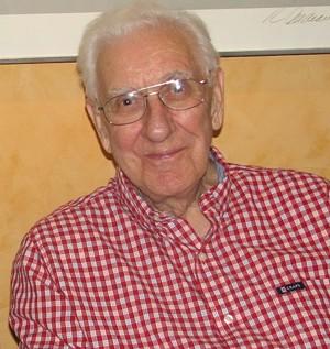 Gordon Gebauer, Sr. - COURTESY PHOTO