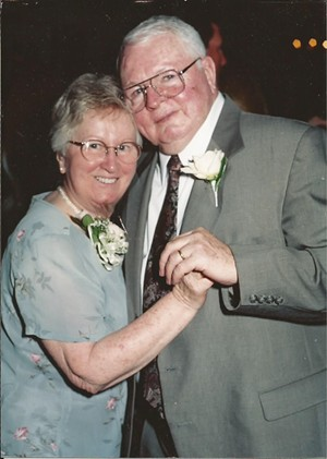 Jane and Dean Corrigan - COURTESY PHOTO