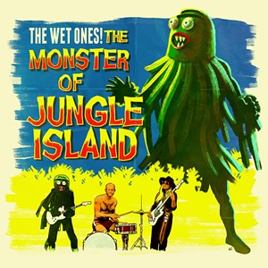 The Wet Ones!, The Monster of Jungle Island - COURTESY