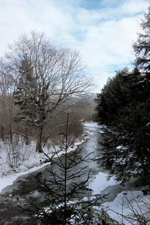View from Spirit in Nature Interfaith Path Sanctuary - MELISSA PASANEN
