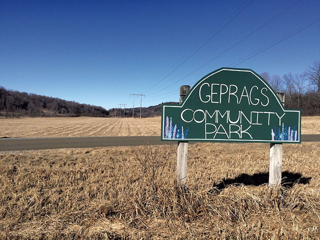 Geprags Community Park - ALICIA FREESE