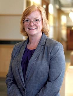 Bennington County State's Attorney Erica Marthage - HOLLY PELCZYNSKI/BENNINGTON BANNER