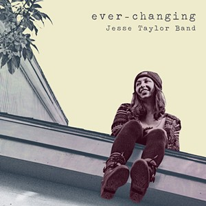 Jesse Taylor Band, Ever-Changing - COURTESY