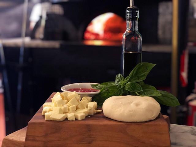 Pizzeria Verità do-it-yourself pizza kit - COURTESY OF PIZZERIA VERITÀ