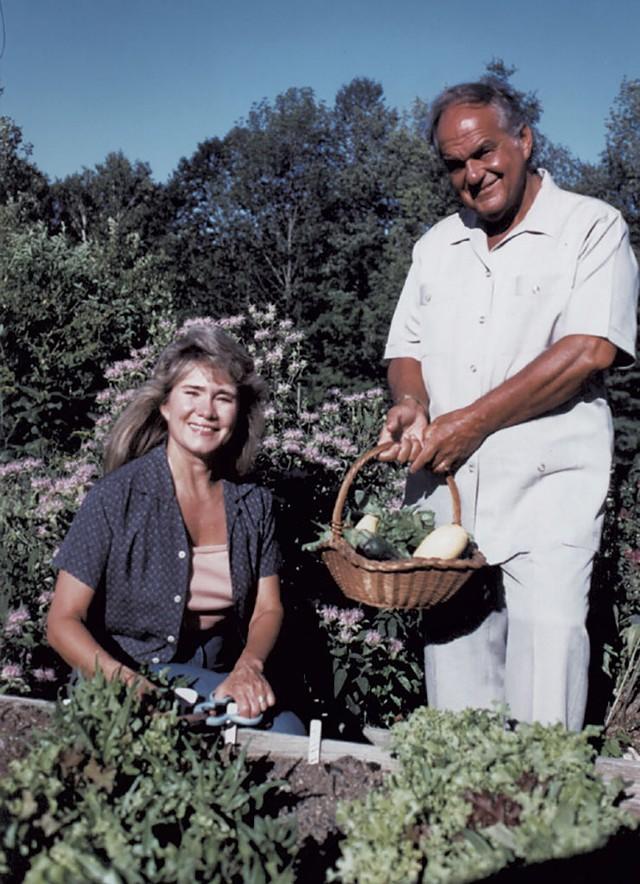 Sharon Robinson and Jaime Laredo - COURTESY OF VERMONT SYMPHONY ORCHESTRA