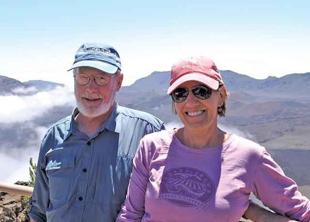 Ted and Arlene Ingraham - COURTESY