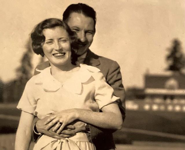 Frances and Steve Waltien - COURTESY