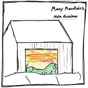 Nate Gusakov, Many Mountains - COURTESY