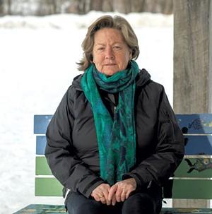 Nancy Cornell - CALEB KENNA