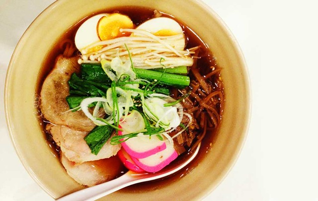 A new ramen joint is set to open in May. - IOANA GRECU | DREAMSTIME.COM