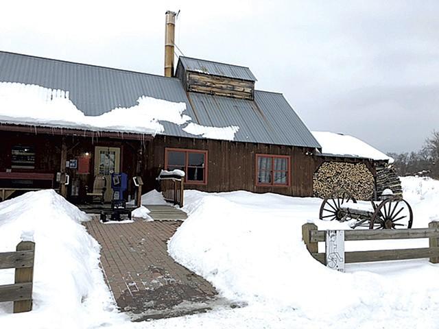 Bragg Farm Sugarhouse & Gift Shop - JORDAN BARRY ©️ SEVEN DAYS