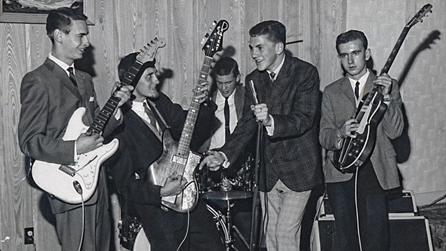 J.B. and the Playboys - COURTESY OF J.B. AND THE PLAYBOYS