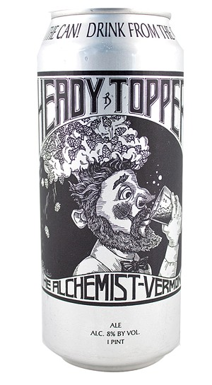 Heady Topper - COURTESY OF THE ALCHEMIST