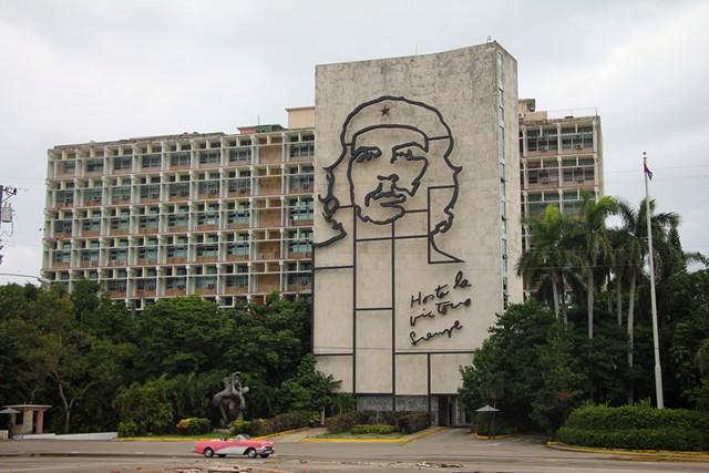 Revolution Square, Havana, Cuba - GILLIAN HARDY/DREAMSTIME