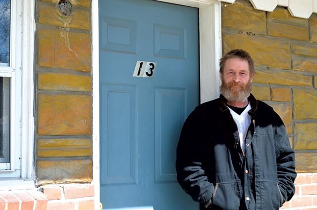 John Graves at Beacon Place - ALICIA FREESE