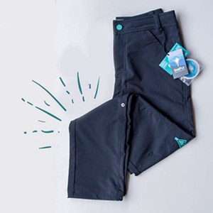 Pants from SheFly - COURTESY OF SHEFLY