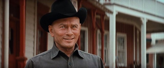 Yul Brynner as the steely-eyed gunslinger in Westworld. - MGM PICTURES