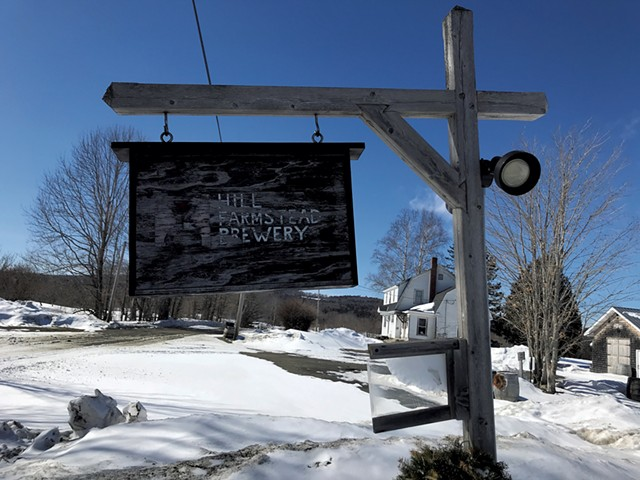 Hill Farmstead Brewery - SALLY POLLAK ©️ SEVEN DAYS