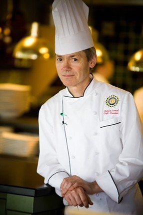 Chef Robert Barral - COURTESY OF CAFÉ PROVENCE